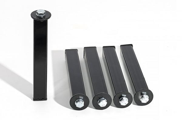 Метални крачета за рамка - 5бр.