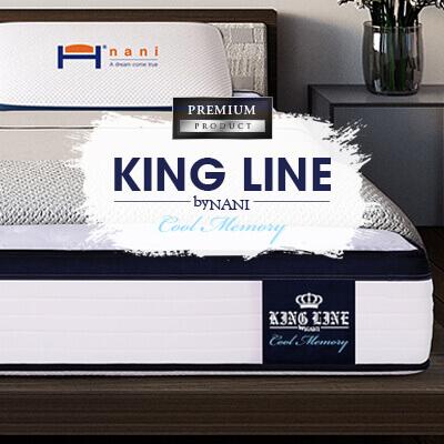 Двулицев матрак King Line от Нани